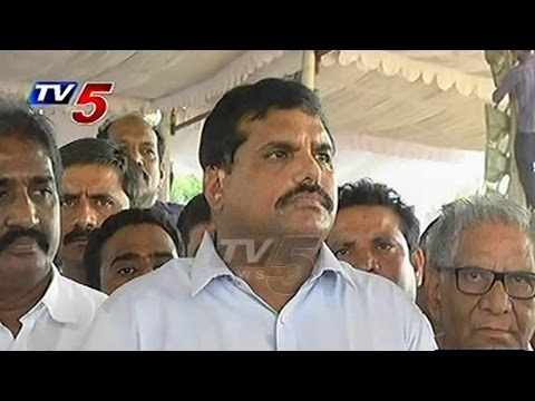 Botsa Counter Attack on TDP Leaders over Land Issue