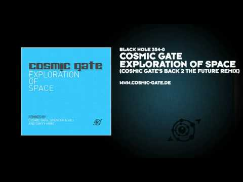 Cosmic Gate - Exploration Of Space (Cosmic Gate's Back 2 The Future Remix)