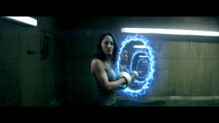 VIDEO: 'PORTAL: NO ESCAPE' – Based on 1st-Person Puzzle-Shooter Game