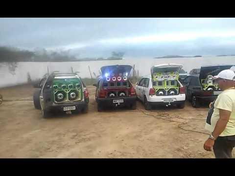 Campeonato de som automotivo em iguaraci pe
