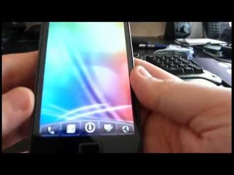 Video of GO Widget Theme Sense 3.0