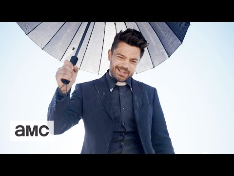 Preacher Season 2 Featurette 'Crazy Actions & More'