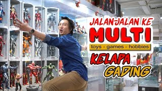 Video VLOG: Jalan-Jalan Ke Multi Toys Kelapa Gading MP3, 3GP, MP4, WEBM, AVI, FLV Maret 2019