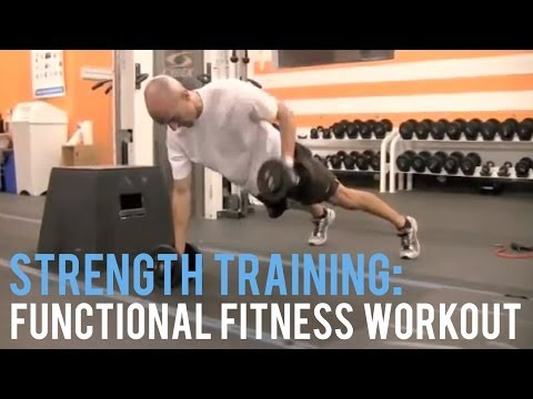 Strength Training | Functional Fitness Workout