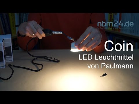 Paulmann Coin LED Leuchtmittel 93817 93817 Test