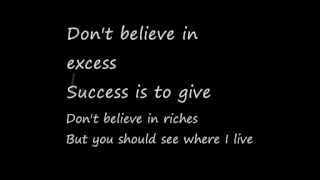 U2-God Part II (Lyrics)