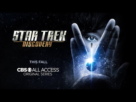 Star Trek Discovery First Look Trailer