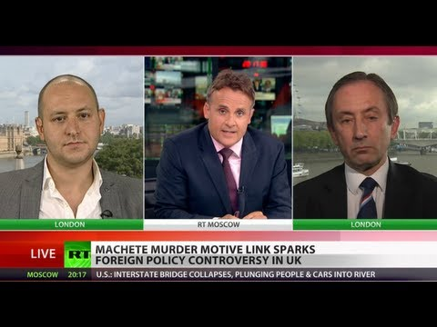 London Machete Murder: Multi-culti fail or snooping screwup?