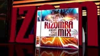 KIZOMBA MIX - MIXED BY MANU SANTOS (Nº1 EM PORTUGAL)