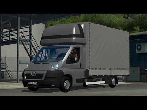 Peugeot Boxer v2.0