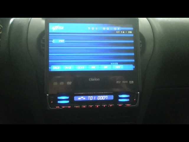 Autoradio clarion con lettore dvd mp3 nome file 20130106 - Lettore file mp4 ...