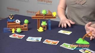 Angry Birds Mega Smash Game from Mattel