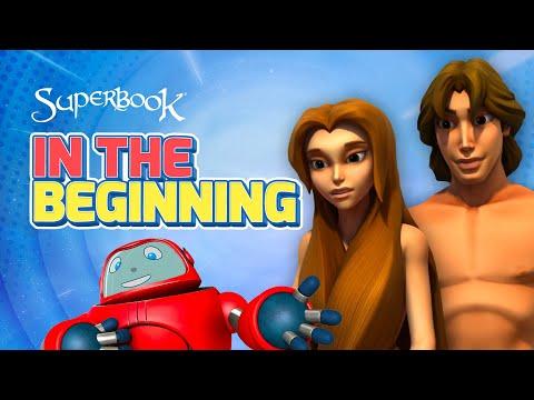 Superbook - In The Beginning - Season 1 Episode 1 - Full Episode (Official HD Version)