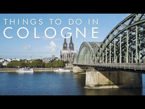 Things To Do In Cologne, GERMANY | UNILAD Adventure