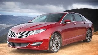 2013 Lincoln MKZ Video Review - Kelley Blue Book
