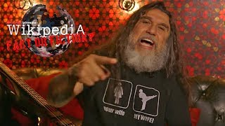Video Slayer's Tom Araya - Wikipedia: Fact or Fiction? MP3, 3GP, MP4, WEBM, AVI, FLV Februari 2019