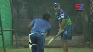 Video Sanju Samson getting tips from Rahul Dravid MP3, 3GP, MP4, WEBM, AVI, FLV April 2018