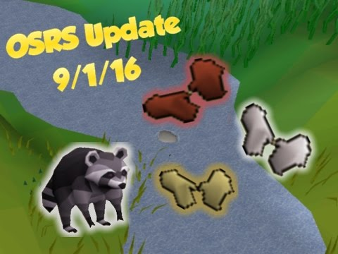 Get All The Gauntlets! - OSRS Update 9-1-16