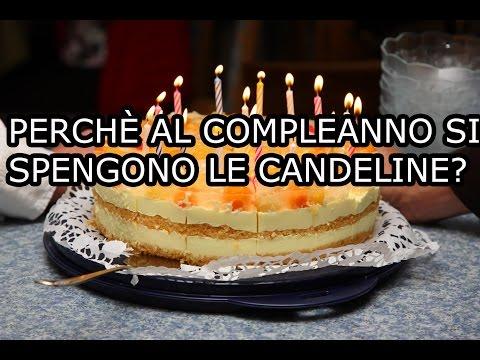 perché in un compleanno si spengono le candeline?