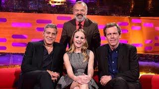 The Graham Norton Show S17EP7 : George Clooney,Dwayne Johnson,Hugh Laurie,Jessica Hynes,Snoop Dogg