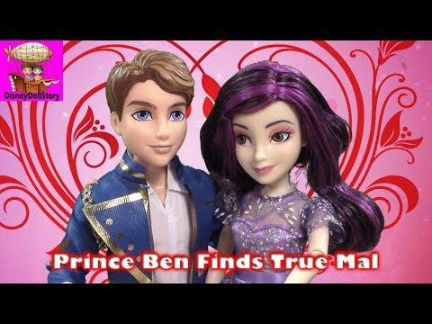 Prince Ben Finds True Mal - Part 3 - Looks Can't Deceive Descendants Disney