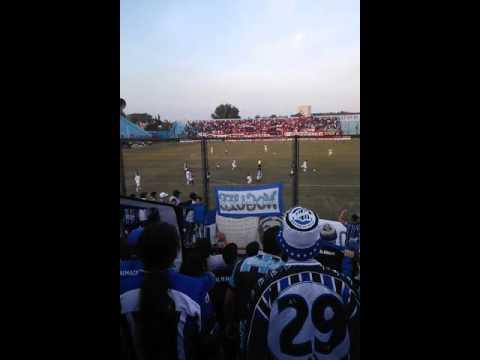 Almagro 1 colon 0 hinchada de almagro - La Banda Tricolor - Almagro - Argentina - América del Sur