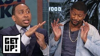 Stephen A.: Jalen saying Zion Williamson wouldn't start for Fab 5 is 'blasphemous'| Get Up!