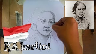 Download Video Menggambar wajah R.A KARTINI tanpa penghapus MP3 3GP MP4