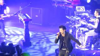 Video The Man Who Can't Be Moved - The Script Live in Manila (#3 World Tour) MP3, 3GP, MP4, WEBM, AVI, FLV April 2018