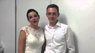 Tamada Bewertung von Tamada Elena, Dj Stalker und Sängerin Polina von Irina und Marcel