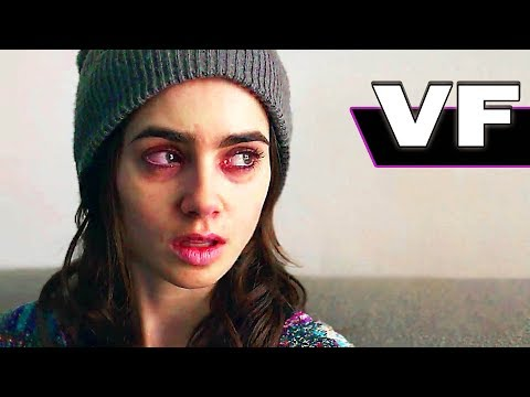 TO THE BONE Bande Annonce VF (Film Adolescent - Netflix 2017) Lily Collins, Keanu Reeves