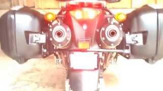 8. 2004 Suzuki V-Strom DL1000, Part 1