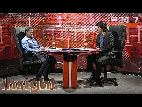 INSIGHT Episode 38 - Thilanga Sumathipala