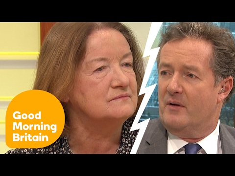 Piers Morgan Clashes With Campaigner Over Term-time Holiday Fines | Good Morning Britain