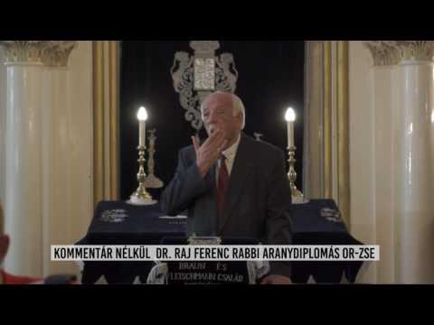 ORZSE – Arany diploma Raj Ferenc