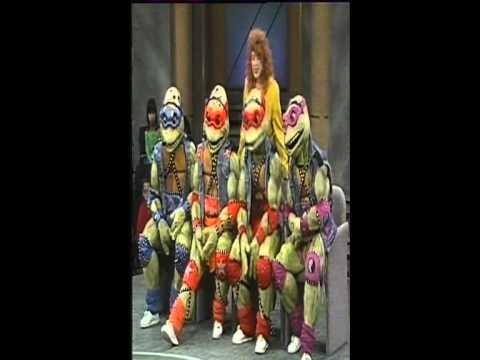 The Oprah Show (Teenage Mutant Ninja Turtles) Interview Last 10m