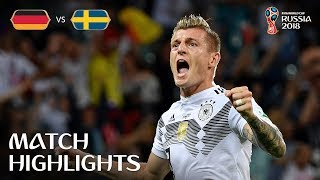 Video Germany v Sweden - 2018 FIFA World Cup Russia™ - Match 27 MP3, 3GP, MP4, WEBM, AVI, FLV September 2018