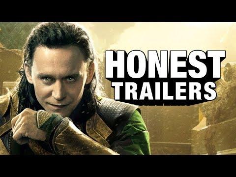 Honest Movie Trailers Thor The Dark World