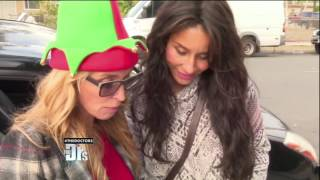 The Real Santa Claus - Kimberly Moore featured on the Doctors TV show - answering Santa Letters