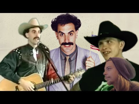 Ali G Show: Borat Performing Throw The Jew Down The Well | Sacha Baron Cohen(REACTION)