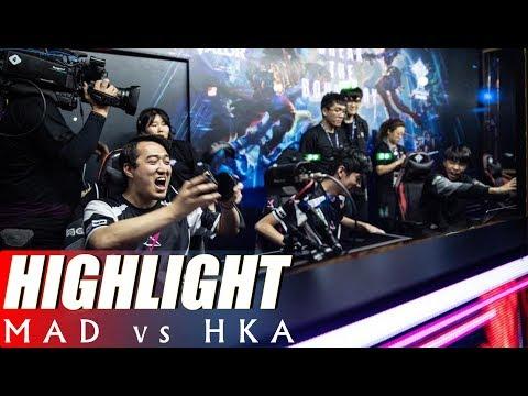 Highlight GCS Spring 2019 | MAD TEAM vs HKA | CHIẾN THẮNG BẤT NGỜ - Thời lượng: 7 phút, 51 giây.