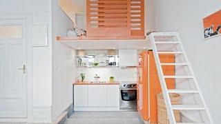 20 Small Apartments (Lofts) Interior Design Ideas