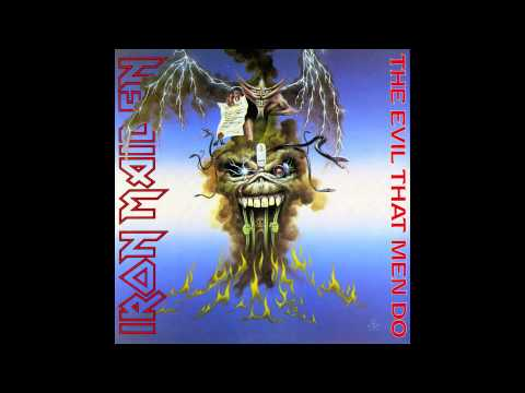 Iron Maiden - The Evil That Men Do / Prowler '88