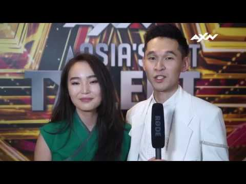 Behind The Curtain With Canion Shijirbat – VOTING CLOSED | Asia's Got Talent 2017