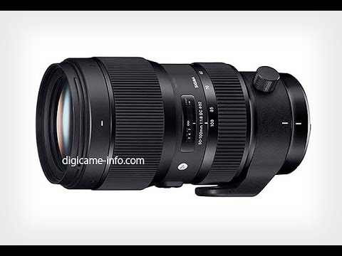 Sigma 50-100mm f1.8 ART - Preview