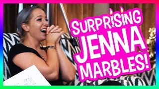 We decided to do a Surprise Birthday Performance for JennaMarbles! It was definitely a lot tougher than we thought it was going ...