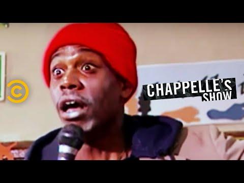 Chappelle's Show - Tyrone Biggums's Classroom Visit (видео)