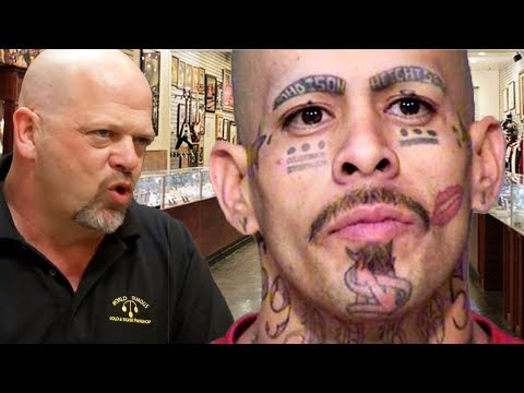 The Pawn Stars Were FORCED To Kick Out This Customer...
