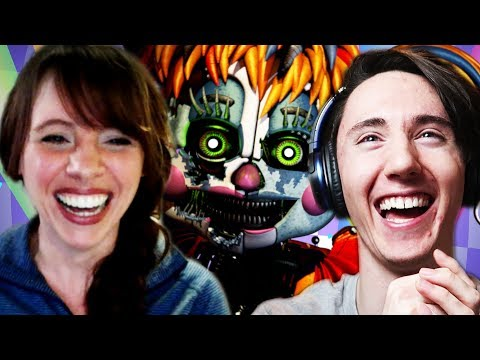 The FNaF Show - Episode 3 ft. Heather Masters (Baby)
