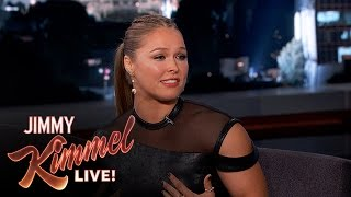 Video Ronda Rousey on Fighting and Eminem MP3, 3GP, MP4, WEBM, AVI, FLV Juni 2018